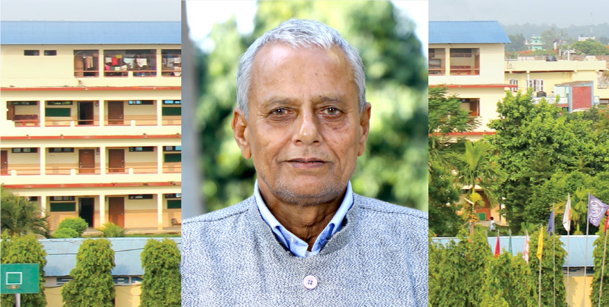 Message From Chairman (School Mgmt. Committee)
